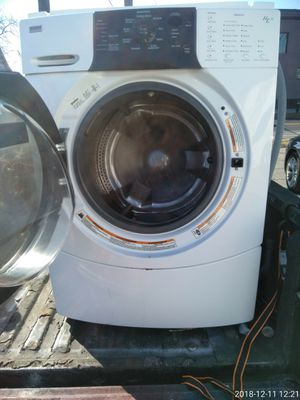 Kenmore washer heavy duty works good 90 day warranty {contact info removed} for Sale in Fort Washington, MD