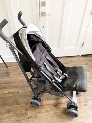 Uppababy G-LUXE Reclining Umbrella Stroller with Travel Bag for Sale in Bellevue, WA