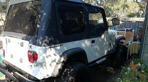 1993 jeep wrangler $6500 for Sale in Cambria, CA