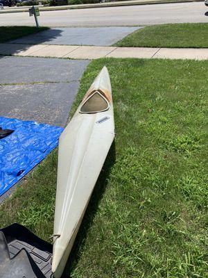 Phoenix 16ft fiberglass/nylon kayak for Sale in Naperville, IL