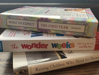 3 Parenting Books for Sale in Lakewood,  OH