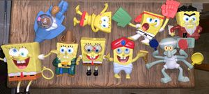 Vintage SpongeBobs toy collectibles for Sale in Maywood, CA
