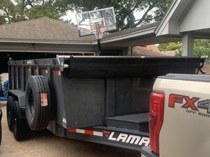 Dump trailer for Sale in Houston, TX