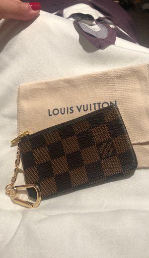 Authentic Louis Vuitton Damier key pouches for Sale in Woodcliff Lake, NJ