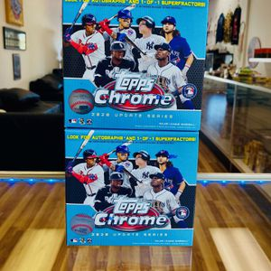 TOPPS CHROME 2020 Update Blaster for Sale in Hollywood, FL