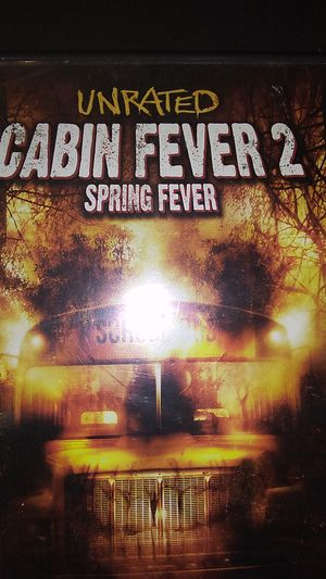 Cabin fever 2 in great condition price is negotiable for Sale in Sprouses Corner, VA
