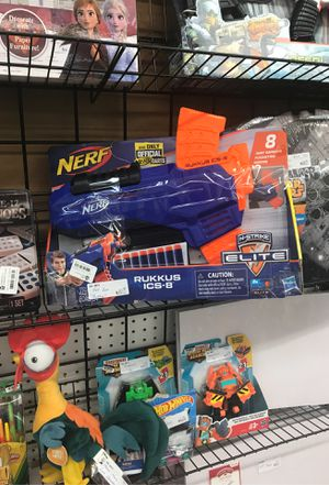 Nerf guns Star Wars shooting game elite toy boys girls for Sale in Albuquerque, NM