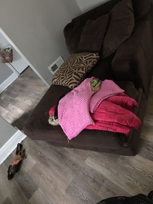 Sofa and ottoman for Sale in Columbus, OH