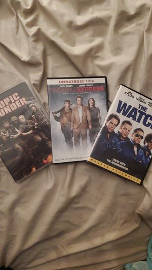 Comedy DvD Movies $1 each or all 3 for $2 for Sale in Vero Beach, FL