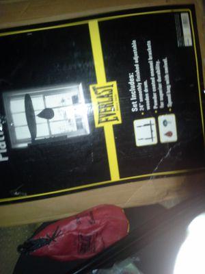 Adjustable Speed bag platform set brand new for Sale in Takoma Park, MD