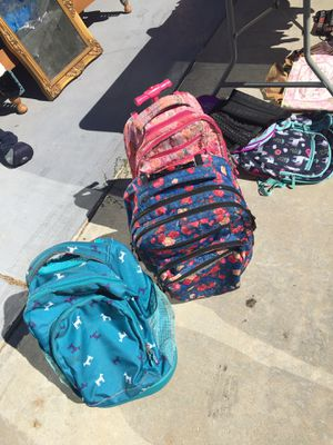 Roller backpack for Sale in Palmdale, CA