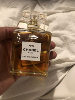 Chanel no.5 perfume for Sale in Waterbury, CT