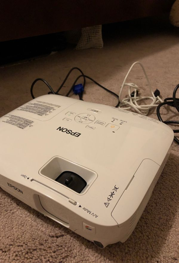 Epson Projector Model - H309A
