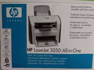 HP LaserJet 3050 Print, Fax, Scan & Copy. for Sale in Colorado Springs, CO