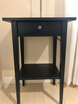 Nightstands (set of 2) and ladder shelf ($50), has to be picked up by buyer for Sale in Novato,  CA