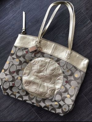 Coach purse for Sale in Burien, WA