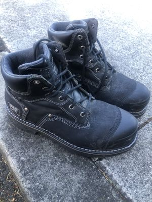 Timbaland pro work boots size 10 for Sale in Daly City, CA