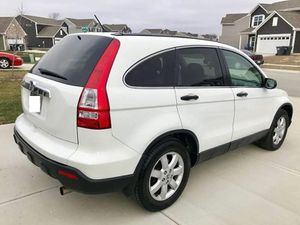 White 2007 Honda CRV EX AWDWheels Good for Sale in Alexandria, VA