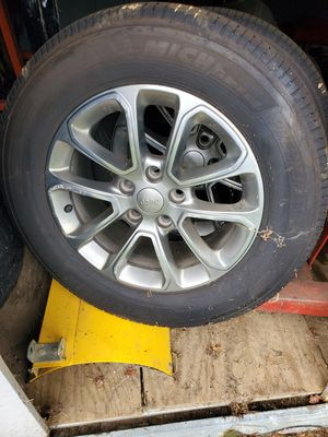 Jeep grand cherokee wheels 5x5 5x127 for Sale in Pittsburgh, PA