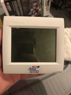 Honeywell Touchscreen thermostat for Sale in Vancouver, WA