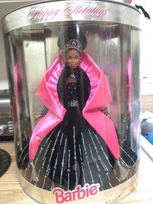 1998 Happy Holidays Barbie Mattel for Sale in Apopka, FL