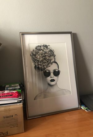 37x25 Photograph With Frame for Sale in Burbank, CA