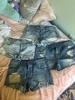 Women's denim shorts for Sale in Evesham Township, NJ