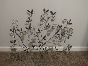 Tealight candle wall decor for Sale in Richmond, KY