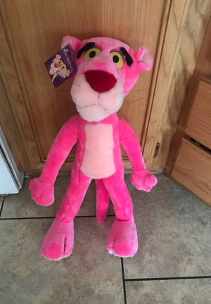 22 inch plush Pink Panther for Sale in Whitehouse, TX