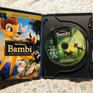 Bambi movie 🍿 for Sale in San Diego, CA