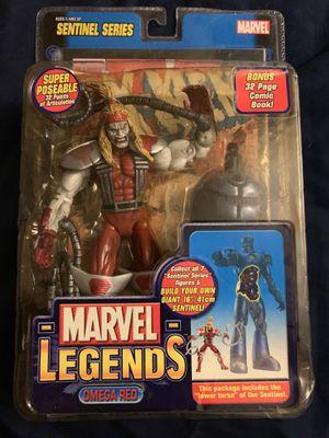 Marvel legends omega red for Sale in Buena Park, CA