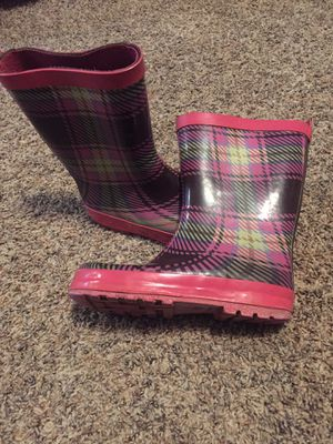 Girls rain boots for Sale in Knoxville, TN