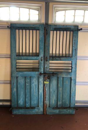 Antique Wooden Doors for Sale in Cumming, GA