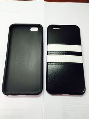 Retro 2 Stripes Leather Case iPhone 6&6S for Sale in New York, NY