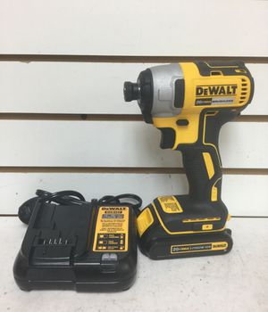 Dewalt DCF887 w/Battery and charger w/carry Bag for Sale in Coral Springs, FL