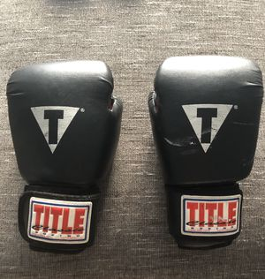 Boxing gloves for Sale in San Diego, CA