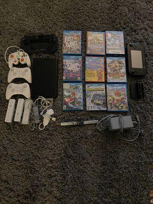 Nintendo Wii U bundle for Sale in Mesa, AZ