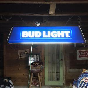 Bud Light Pool Light for Sale in Cumberland, RI