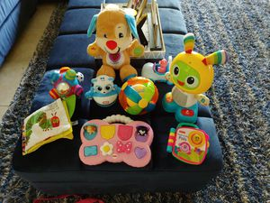 LOT OF KIDS TOYS! ALL WORK GREAT AND IN EXCELLENT CONDITION! SOME VTECH! for Sale in Delray Beach, FL