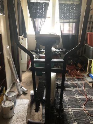 Elliptical Exercise Machine for Sale in Bristol, TN