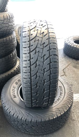 31x1050r15 for Sale in Los Angeles, CA