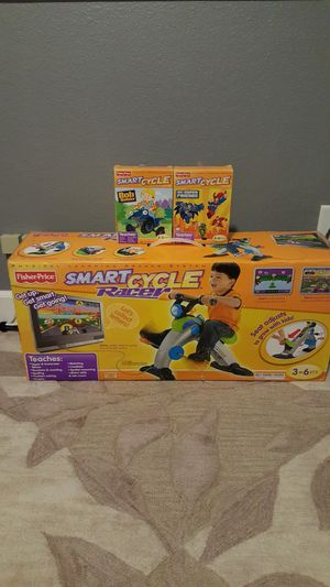 Smart Cycle Racer with 2 extra Games for Sale in Elk Grove, CA