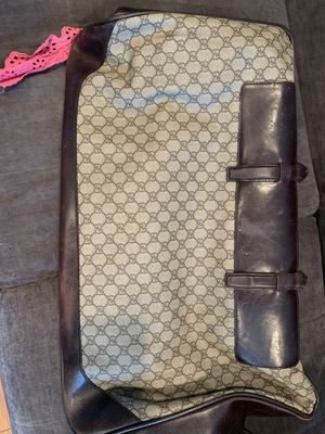 Gucci Luggage Travel Bag for Sale in Temecula, CA