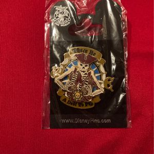 "Disney Pirates of the Caribbean ""Debt To Pay"" 2007 Collectible Pin for Sale in Austin, TX"