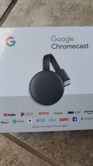 Google chromecast for Sale in Hanover, MD