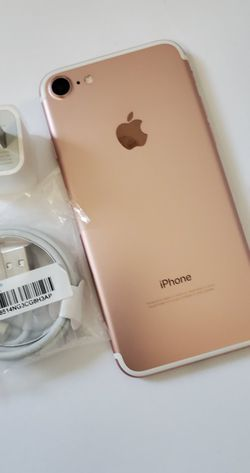 "iPhone 7,128gb, ""∆Factory Unlocked.. Excellent Condition, Like a New... for Sale in Springfield,  VA"