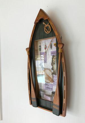 """25"""" x 12"""" decorative fishing boat for Sale in Miami, FL"""