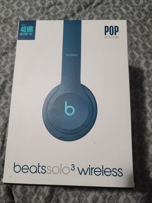 Beats solo 3 for Sale in Lincoln Acres, CA