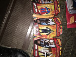 3 collectible action figures for Sale in Lakewood, OH