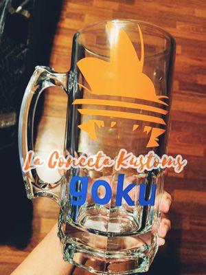 Goku dragon ball Z Sports beer mug for Sale in Phoenix, AZ